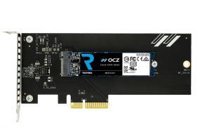 Toshiba представила твердотельный накопитель OCZ RD400 с интерфейсом NVMe