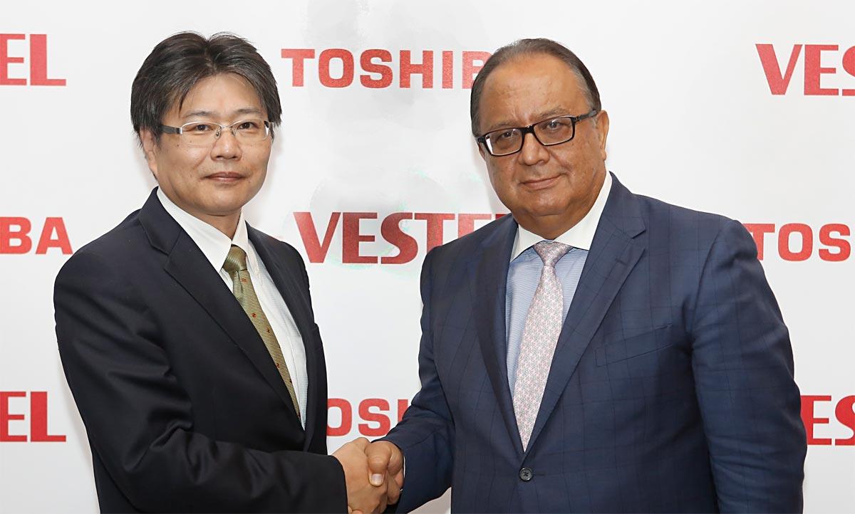 Toshiba & Vestel